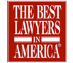 Best Lawyers of America badge
