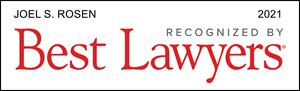 2021 Best Lawyers Award Badge